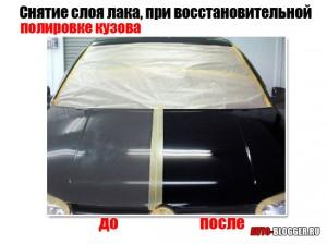 Полировка кузова, фото 1