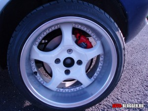 Задние дисковые тормоза ВАЗ
