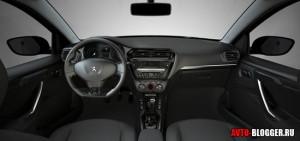 Peugeot 301, салон, фото