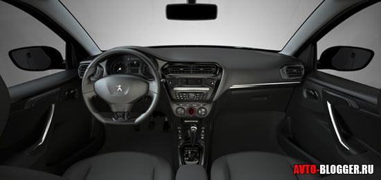 Peugeot 301 салон