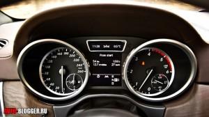 Mercedes Benz ML350, салон, фото 19