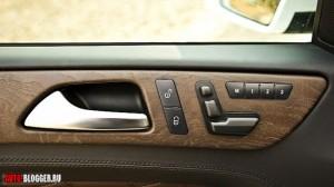 Mercedes Benz ML350, салон, фото 4