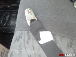 Задние ремни безопасности, фото 3