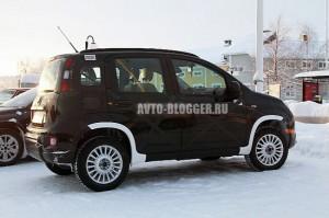Fiat Panda 4x4, фото 3