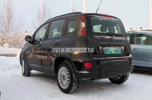 Fiat Panda 4x4, фото 5