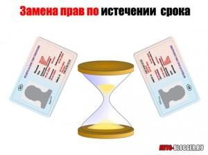 Истечение срока действия водительского удостоверения что