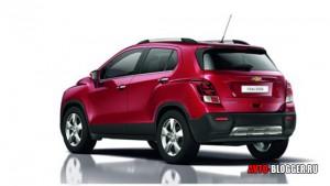 Chevrolet Tracker, фото 2