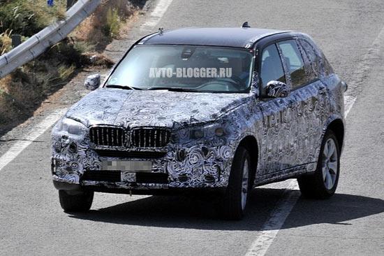 BMW X5 2013 кузов