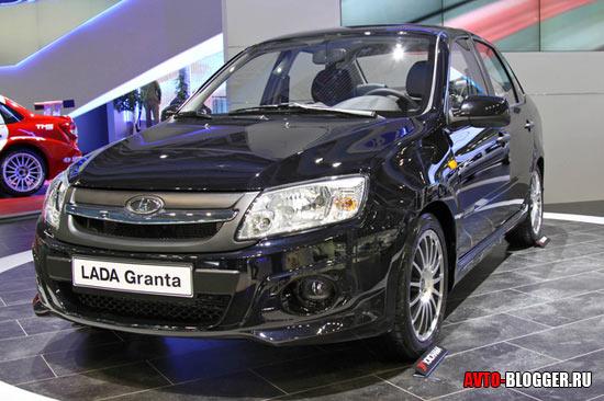 Lada Granta Sport кузов