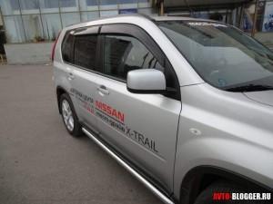 Nissan X-Trail кузов, фото 7
