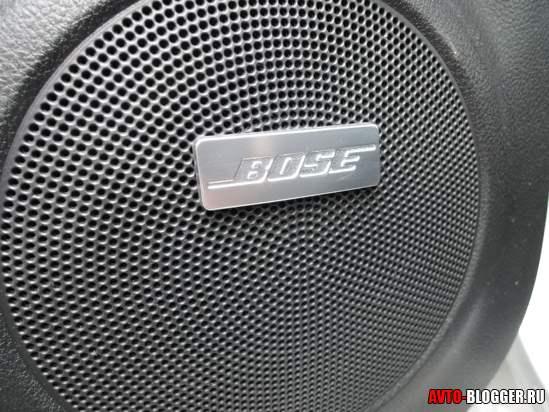 логотип системы BOSE