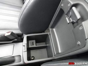 Nissan X-Trail, центральный подлокотник, фото 2