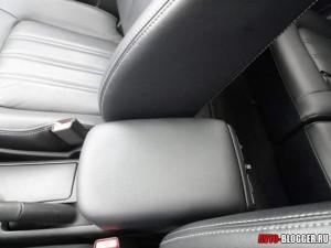 Nissan X-Trail, центральный подлокотник, фото 1