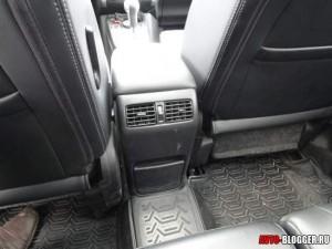 Nissan X-Trail, задний диван, фото 3