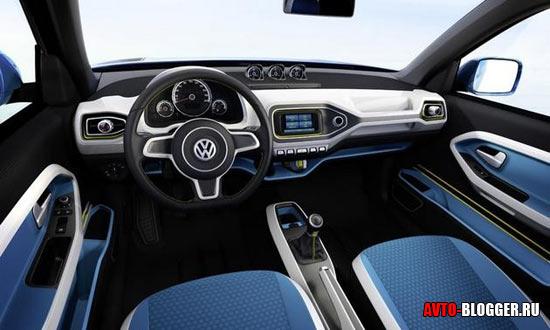 Volkswagen Taigun салон