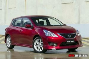 Nissan Tiida 2013 - 2014, фото 1