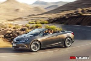 Opel Cascada, фото 1