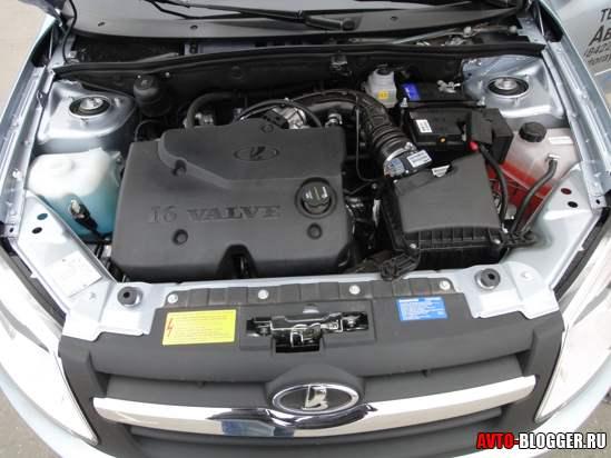 Двигатель 16 клапанов