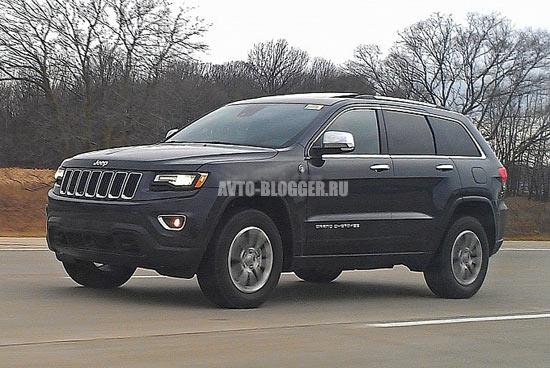 Jeep Grand Cherokee кузов