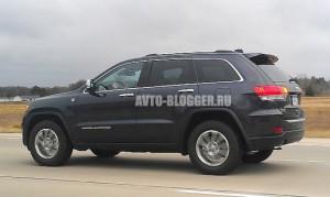 Jeep Grand Cherokee 2013, фото 5