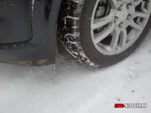 КАМА ЕВРО 519, снежная дорога, фото 2