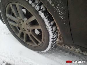 КАМА ЕВРО 519, снежная дорога, фото 3