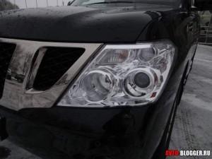 Nissan Patrol кузов, фото 2