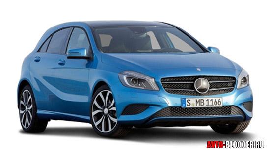 Mercedes Benz A class NEW