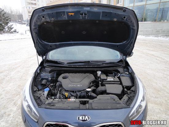 Двигатель KIA CEED