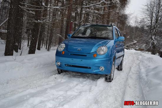 E-Car GD04B кузов