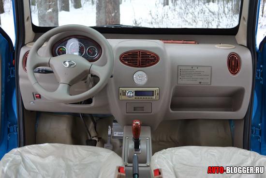 E-CAR GD04B салон