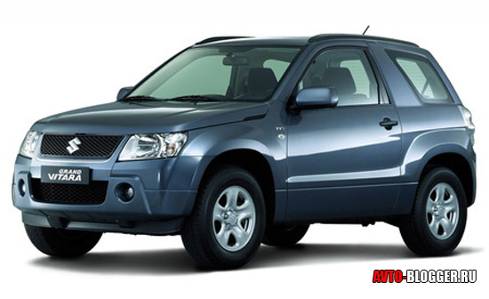 Suzuki Grand Vitara 3 door