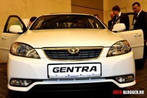 Daewoo Gentra, фото 2