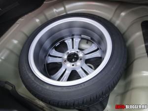 полноразмерное запасное колесо, фото 2