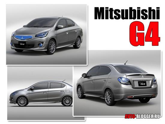 Mitsubishi G4