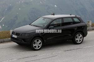 Volkswagen Touareg 2013 - 2014, фото 3