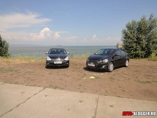 Chevrolet Aveo кузов