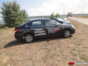 Nissan Almera, фото 2