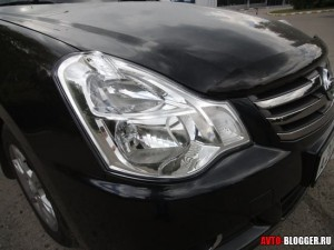 Кузов нового Nissan Almera, фото 3