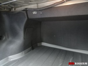 Большой багажник, фото 1