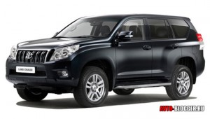 Toyota Land Cruzer Prado