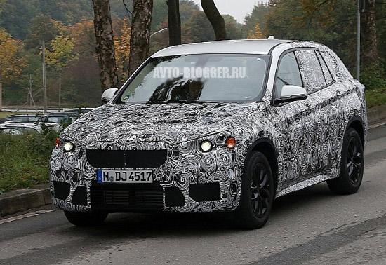 BMW X1 2014 кузов