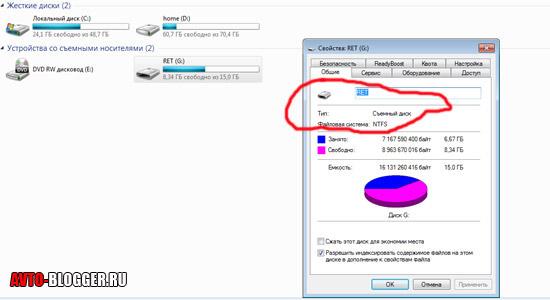Формат NTFS