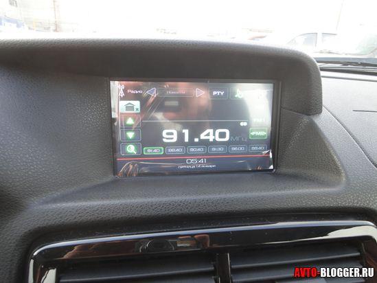 7 дюймовый сенсорный дисплей