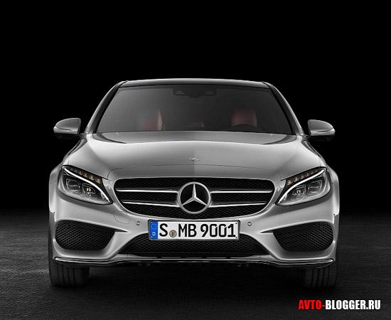 Mercedes C class кузов