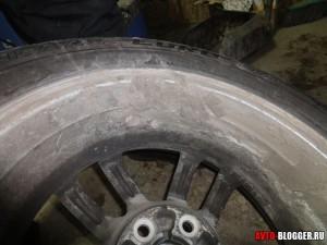 Внутренняя часть колеса, фото 1