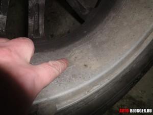 Внутренняя часть колеса, фото 3