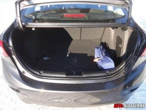 багажник mazda3, фото 1