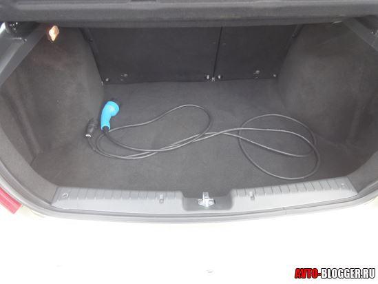 Lada Ellada багажник