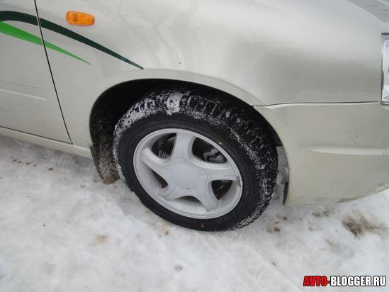 литой диск ВАЗ